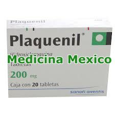 Plaquenil 200mg 20 tabs, Hydroxychloroquine