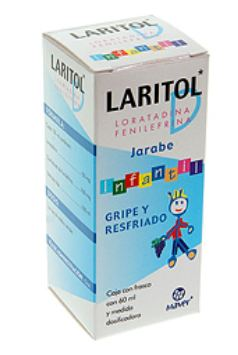 Loritol D 120 ML LORATAD/FENILEF JBE INF and Children