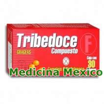 Tribedoce COMP B Complex with Diclofenac 30 tabs